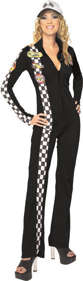 BLACK RACER SECRET WISHES LONG JUMPSUIT - SIZE S