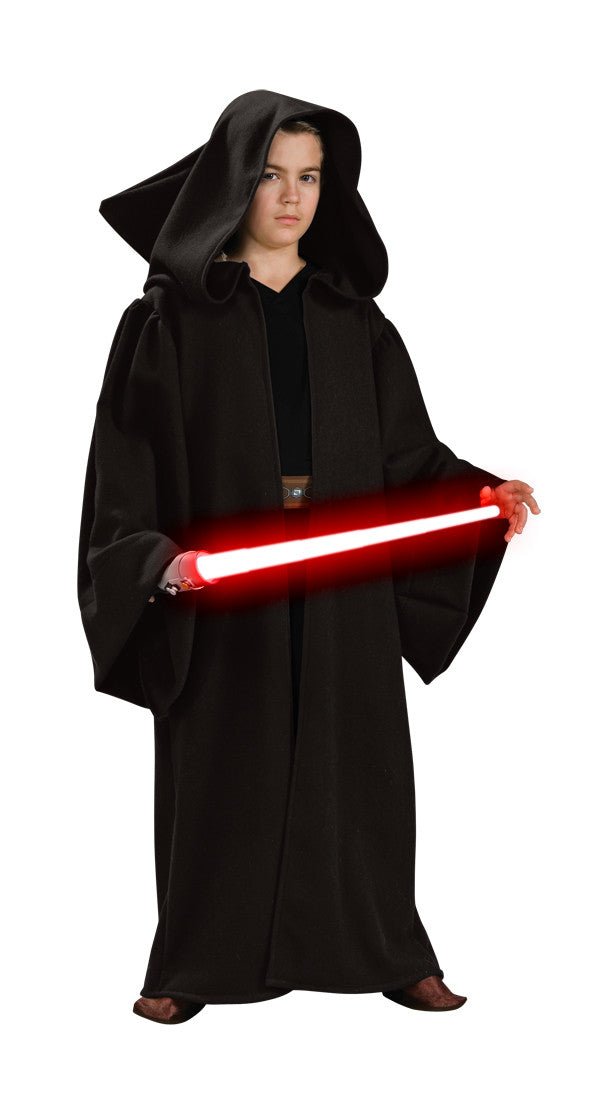 SITH HOODED ROBE DELUXE - SIZE M