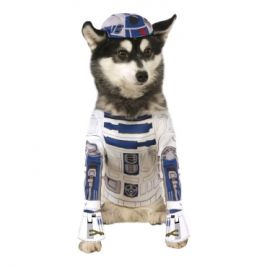 R2-D2 PET COSTUME - SIZE XL