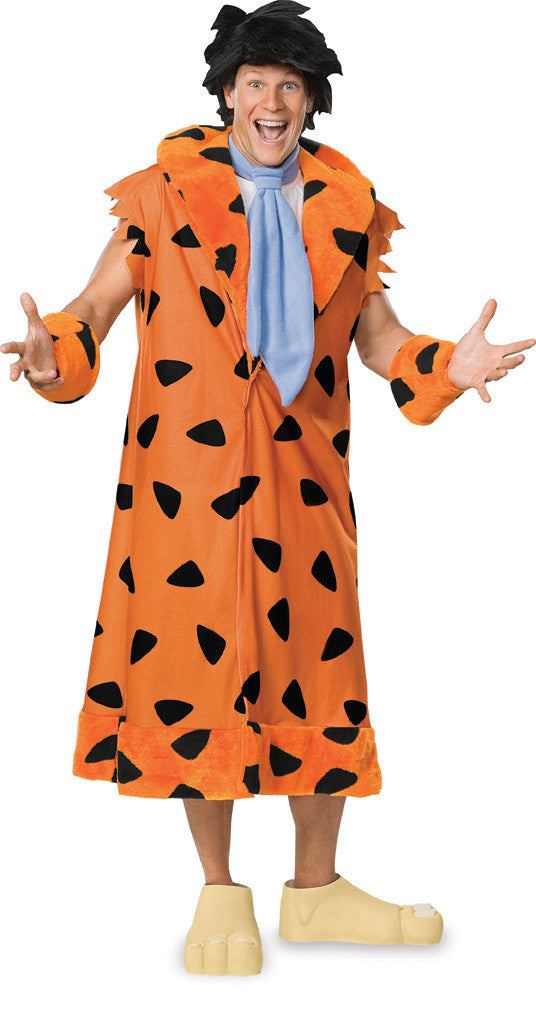 FRED FLINTSTONE COSTUME, ADULT - SIZE STD