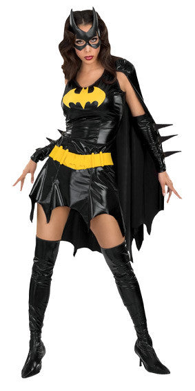BATGIRL SECRET WISHES, ADULT - SIZE L
