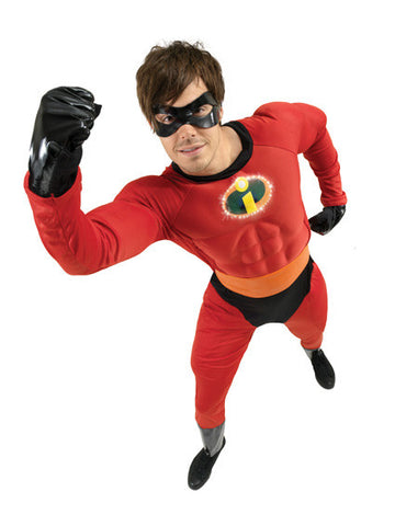 MR INCREDIBLE COSTUME, ADULT - SIZE XL