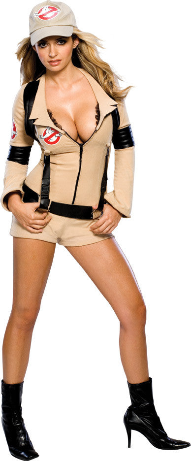 GHOSTBUSTERS SECRET WISHES COSTUME, ADULT - SIZE XS