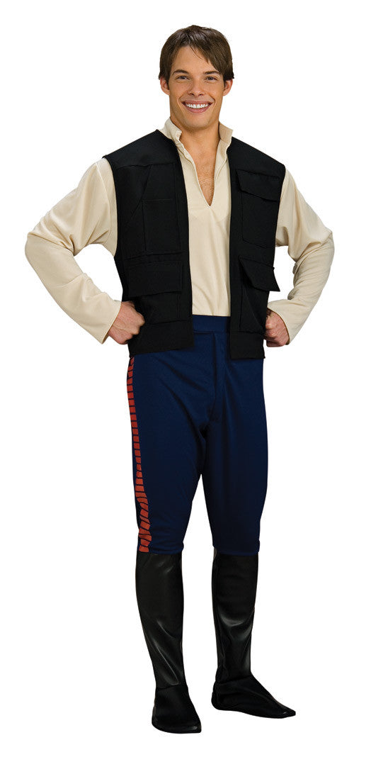 HAN SOLO CLASSIC COSTUME, ADULT - SIZE STD
