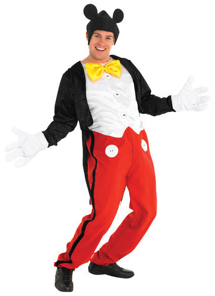 MICKEY MOUSE, ADULT - SIZE STD