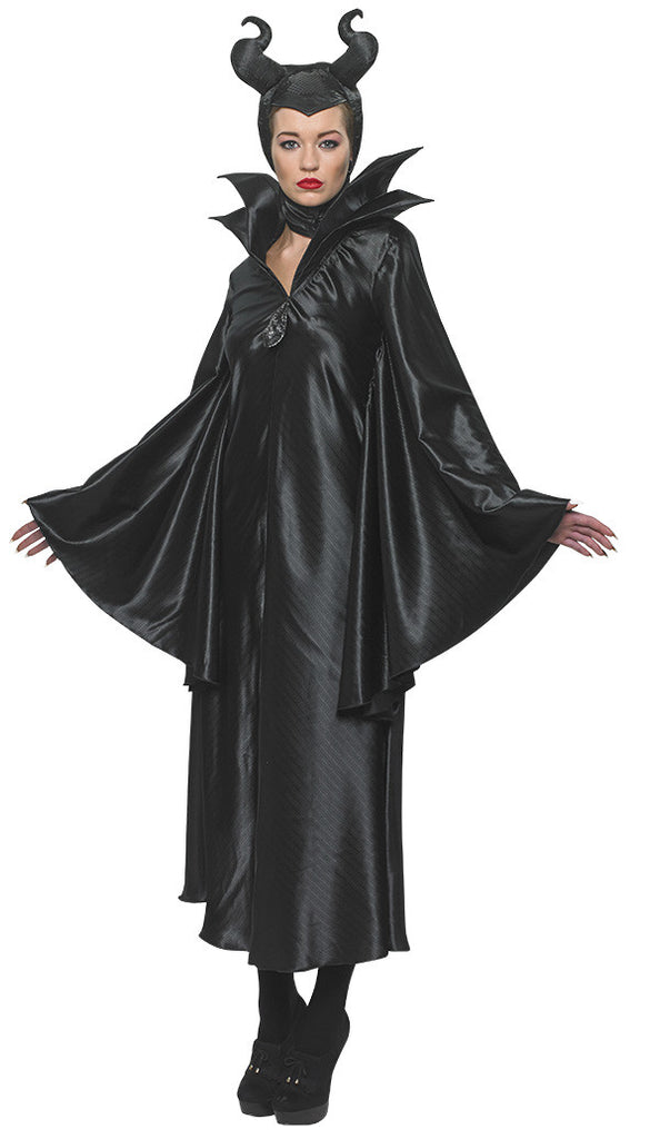 MALEFICENT DELUXE COSTUME, ADULT - SIZE L