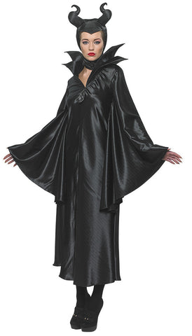 MALEFICENT DELUXE COSTUME, ADULT - SIZE S