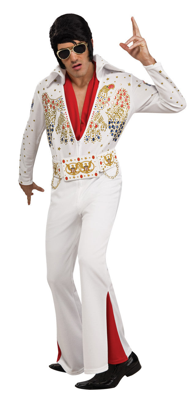 ELVIS DELUXE, ADULT - SIZE L