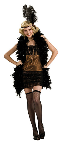 CHARLESTON HONEY 1920s COSTUME, ADULT - SIZE S