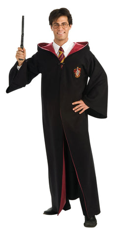 HARRY POTTER DELUXE ROBE, ADULT - SIZE STD