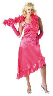 MISS PIGGY MUPPETS COSTUME, ADULT - SIZE S