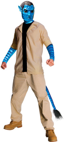 JAKE SULLY ADULT COSTUME - SIZE XL