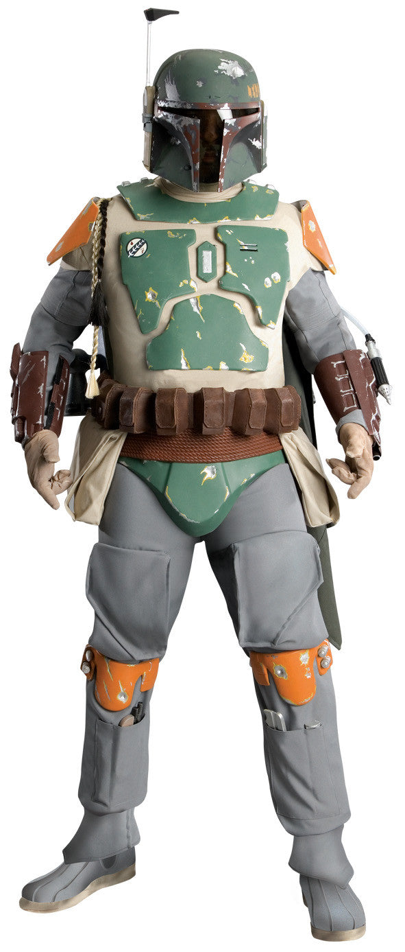 BOBA FETT COLLECTOR'S EDITION - SIZE STD