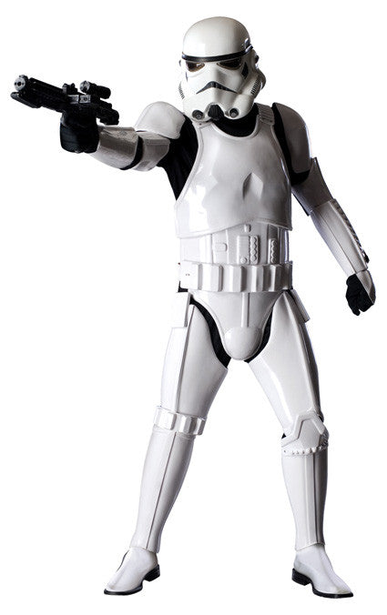 STORMTROOPER COLLECTOR'S EDITION, ADULT - SIZE STD