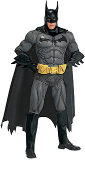 BATMAN COLLECTABLE COSTUME, ADULT - SIZE STD