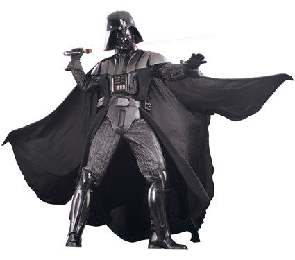 DARTH VADER COLLECTOR'S EDITION COSTUME - SIZE XL