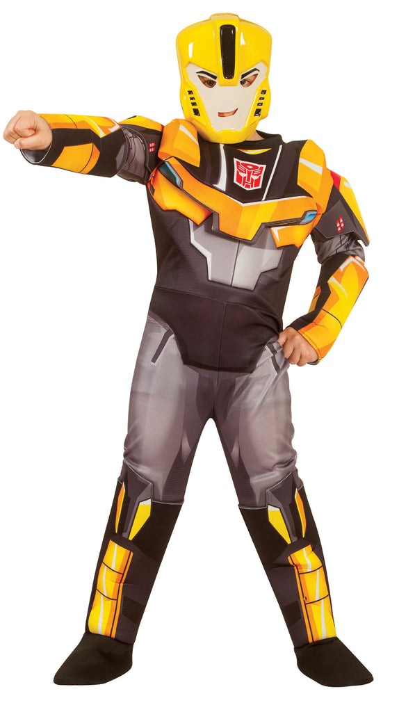 BUMBLEBEE RID DELUXE COSTUME CHILD - SIZE 3-5YRS