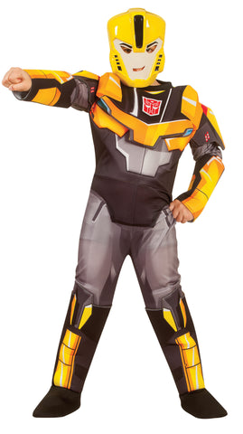 BUMBLEBEE TRANSFORMERS COSTUME CHILD - SIZE 6-8