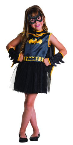 BATGIRL DELUXE COSTUME, CHILD - SIZE TODDLER