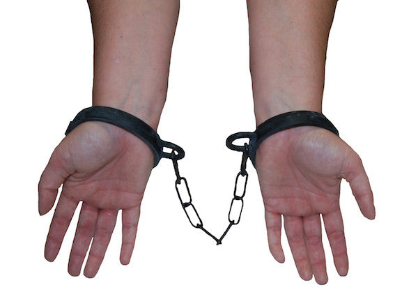 Rubber Shackles