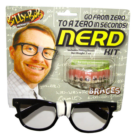 Billy Bob Nerd Accessories Kit