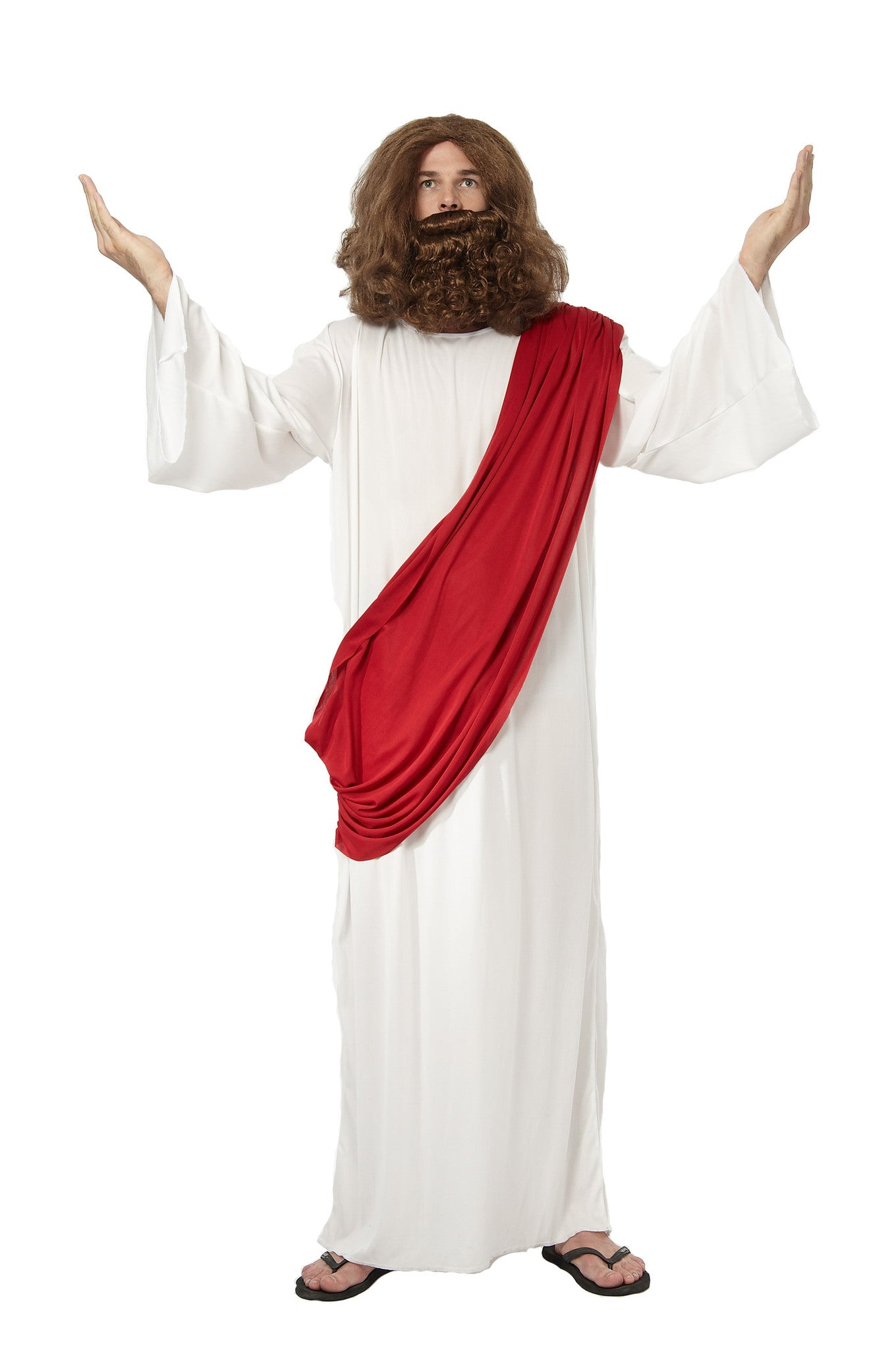 Jesus Robe Costume, Adult - Size M