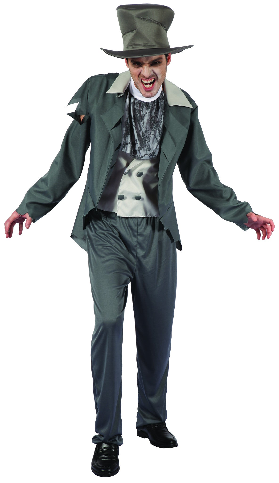 Zombie Groom - Adult - Large