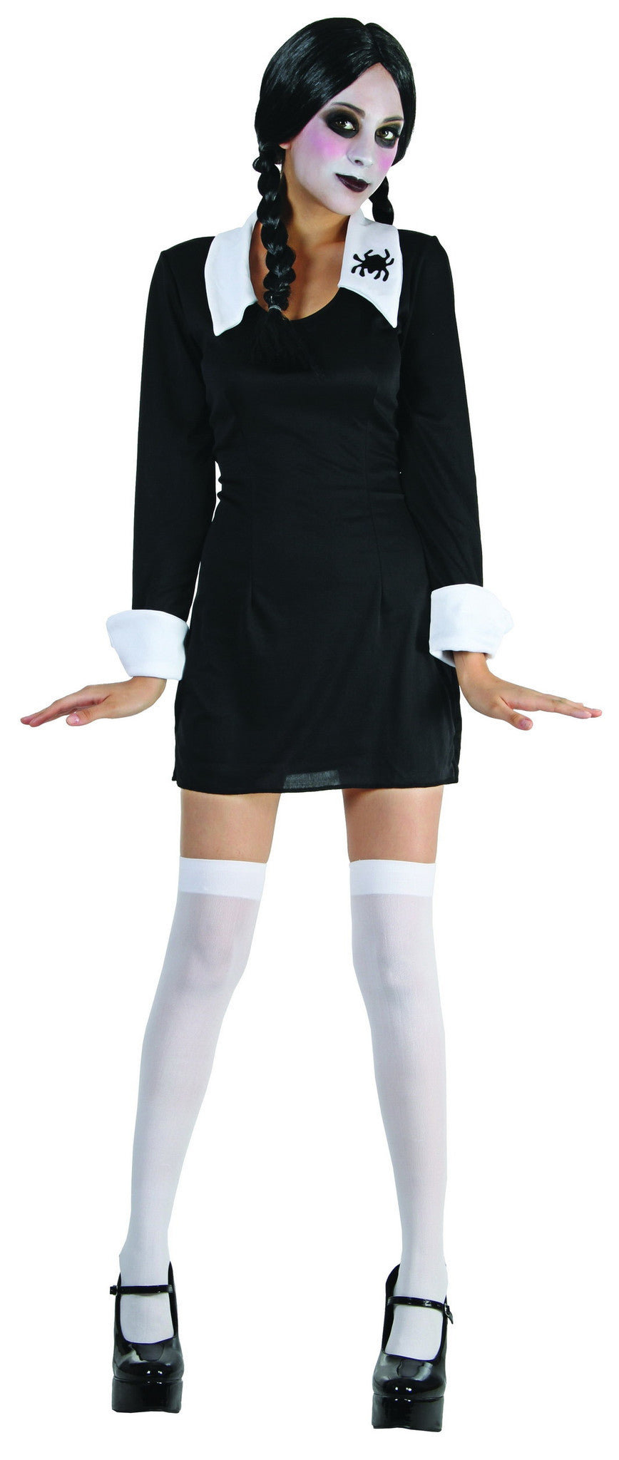 Creepy School Girl - Adult - Large