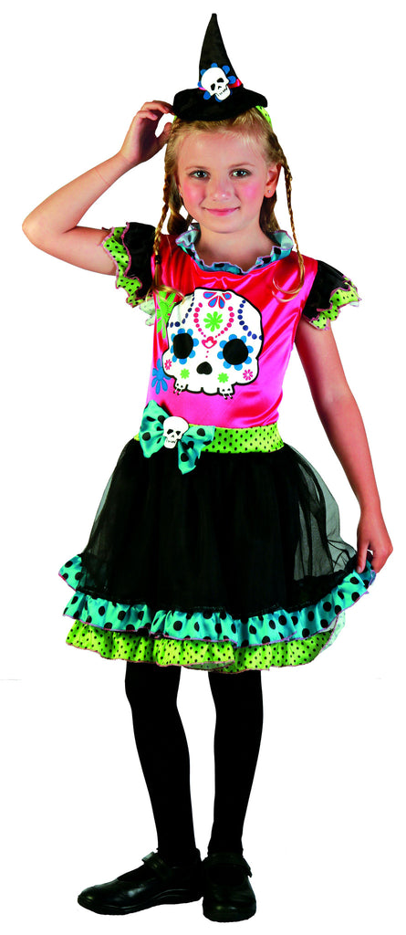 Funky Punk Witch - Child - Large