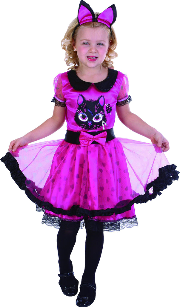 Lil Miss Kitty - Child - Large