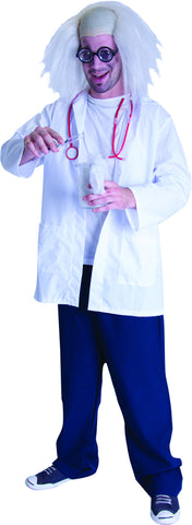 Mad Doctor Lab Coat & Accessories