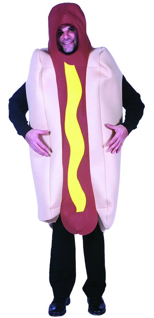 Hot Dog Costume - Adult