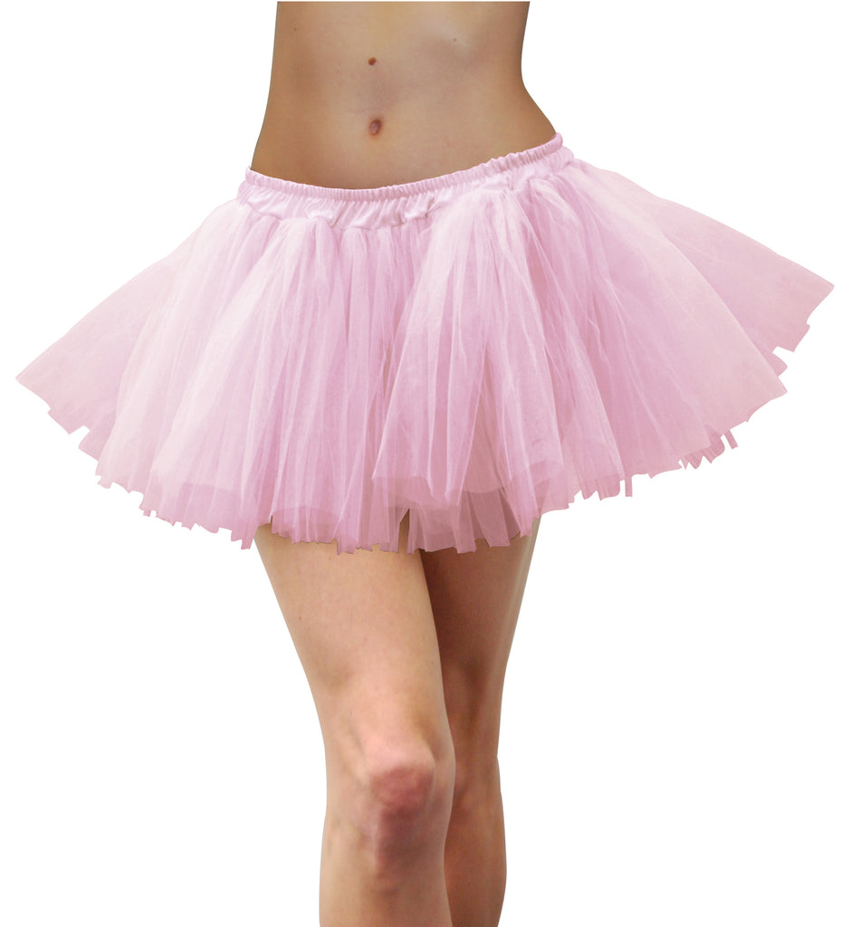 Adult Tulle Tutu - Baby/Pale Pink