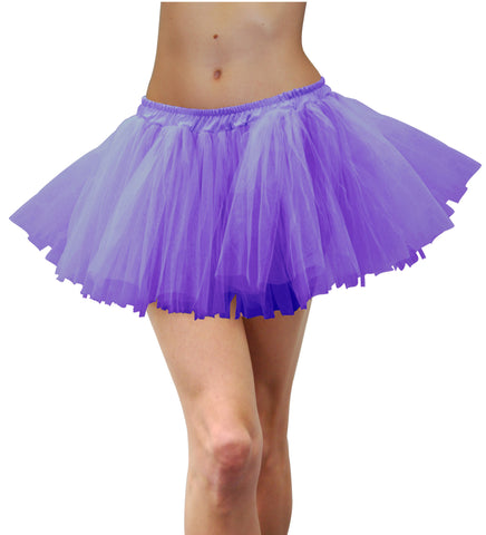 Adult Tulle Tutu - Purple