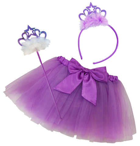 Fairy Dress-Up Set - Purple