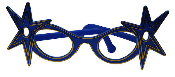Edna/Elton Budget Blue Glasses
