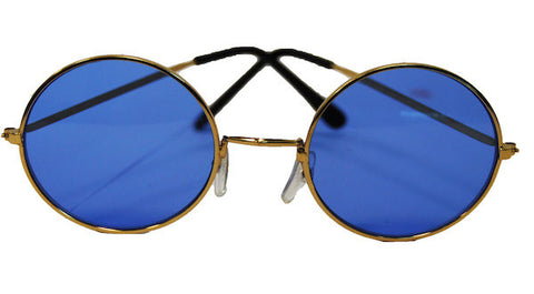 Lennon Glasses - Blue Tint
