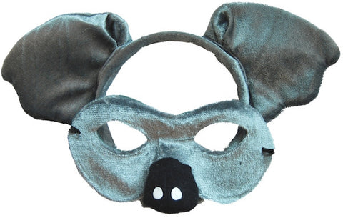 Animal Headband & Mask Set - Koala