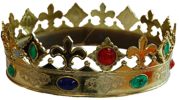 Kings Crown - Gold Plated