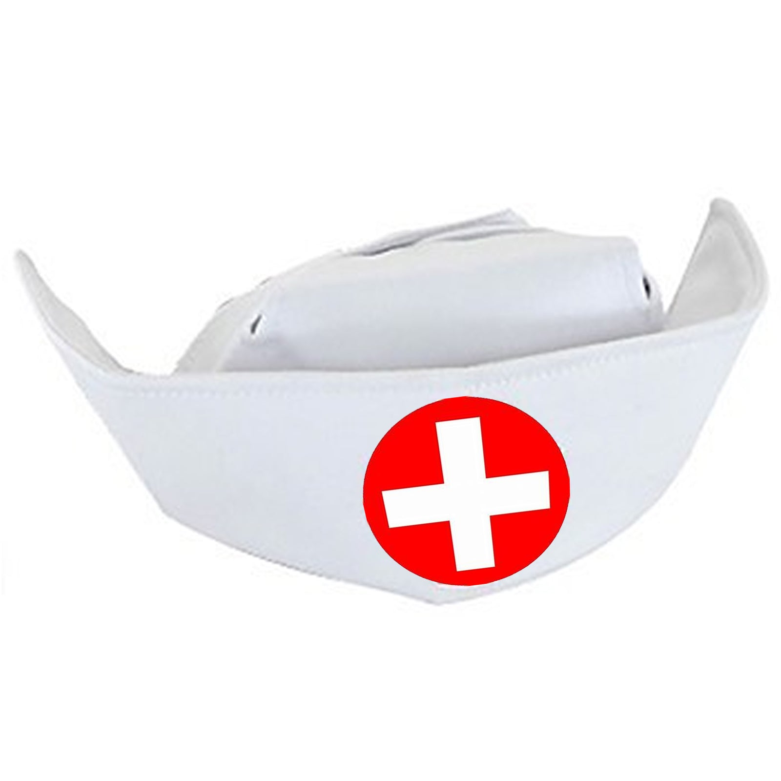 Nurse Hat - Deluxe Cotton