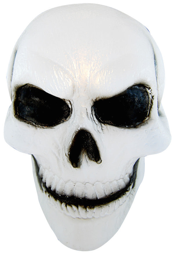 Super Bright Strobe Skull - Light Up