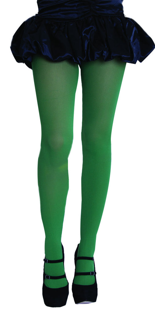Full Length Tights - Green