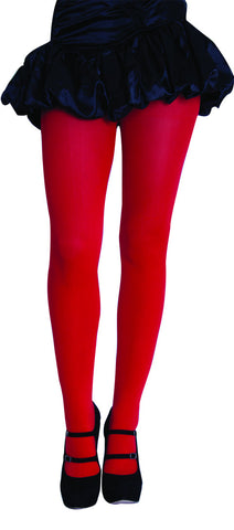 Full Length Tights - Red