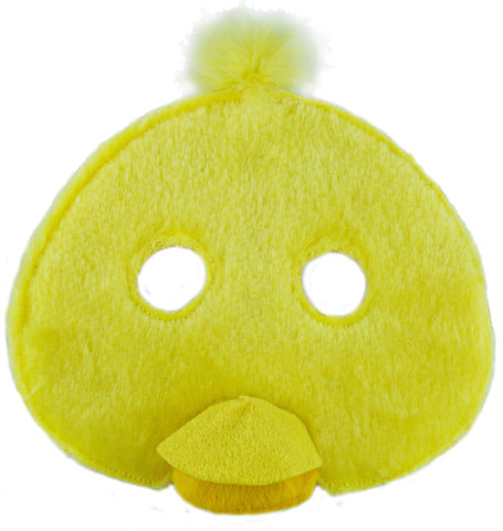 Plush Animal Mask - Chicken