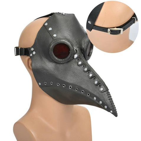 PLAGUE DOCTOR MASK, ADULT