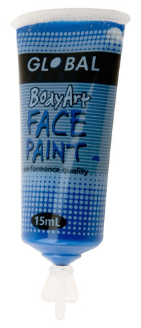 Body Art 15ml Tube - DEEP BLUE
