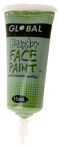 Body Art 15ml Tube - GREEN OXIDE