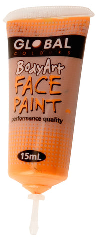Body Art 15ml Tube - ORANGE