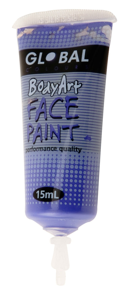 Body Art 15ml Tube - PURPLE