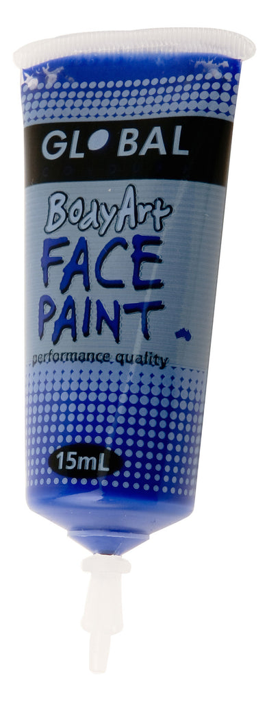 Body Art 15ml Tube - ULTRA BLUE